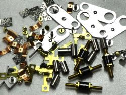 Precision lathe and punch parts design and manufacture