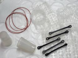 Rubber and silicone (injection) (hydraulic) manufacturing